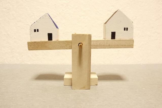 住宅ローンとアパートローン(不動産投資ローン)8つの違いを解説