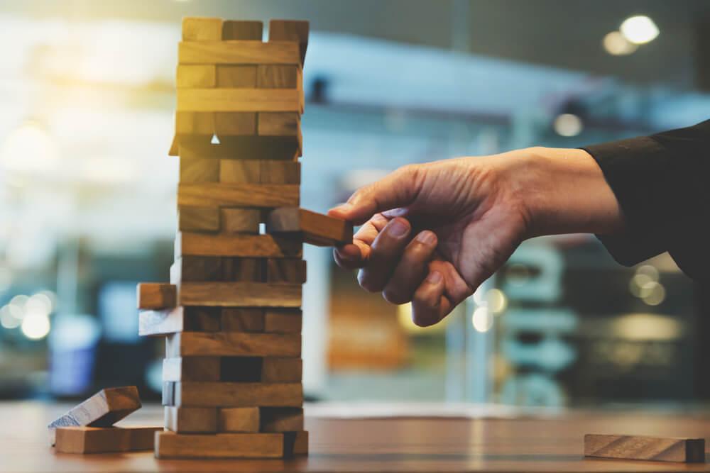 不動産投資でレバレッジをかけることによるリスク