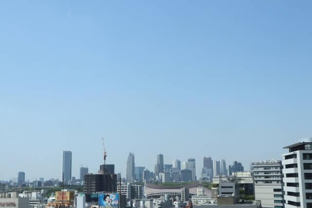 渋谷区の不動産投資データ