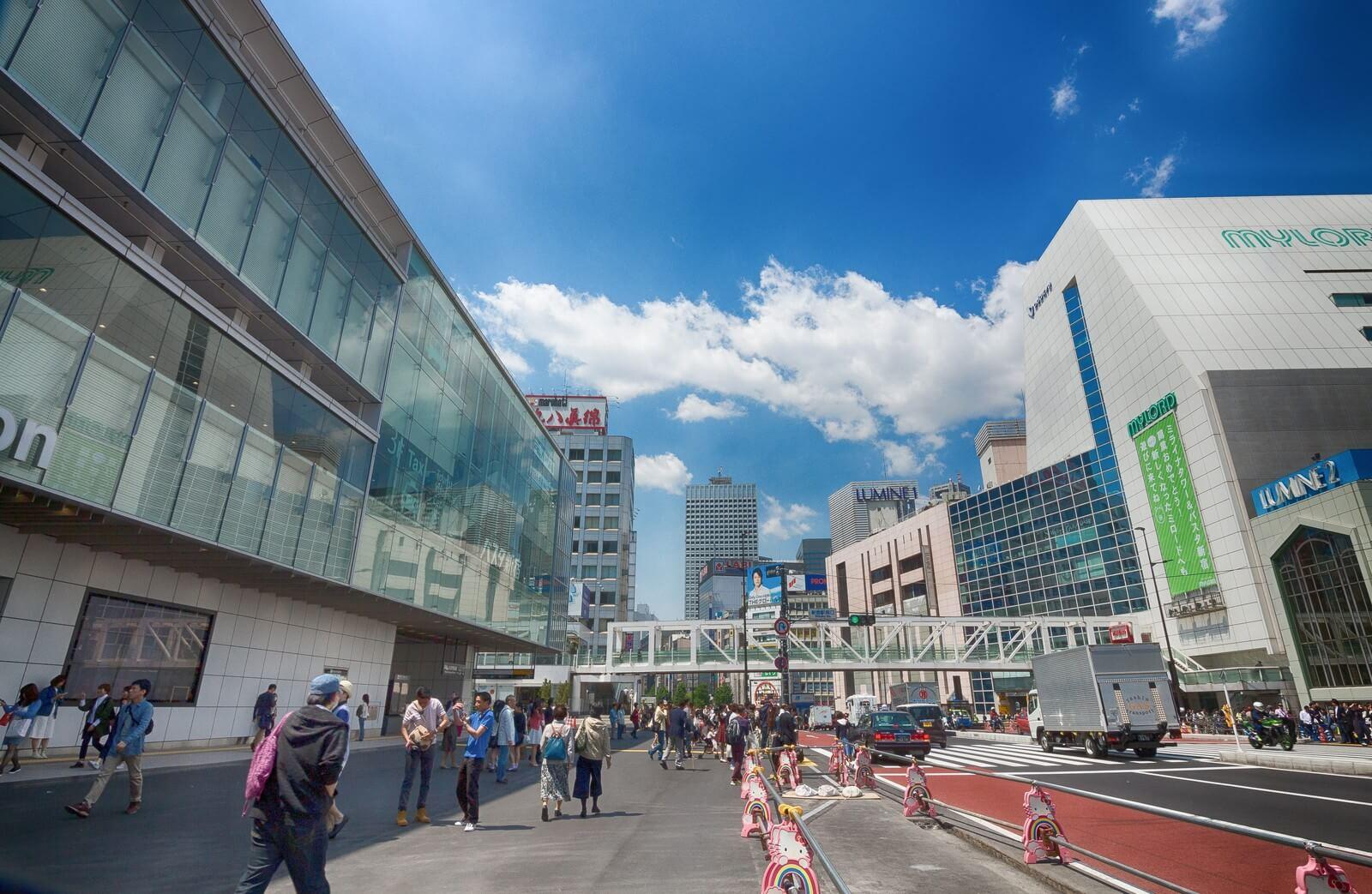 新宿での不動産投資のコツと将来性
