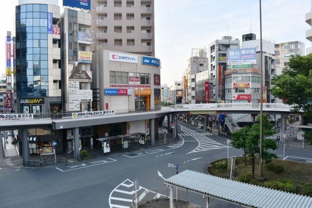 藤沢駅周辺の地域情報|買って住みたい街19位の理由