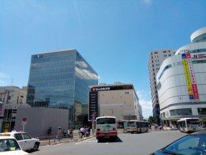 調布駅周辺の地域情報・住みやすさを紹介