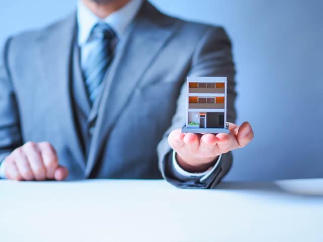 不動産売却の流れ②|不動産仲介会社を決定する