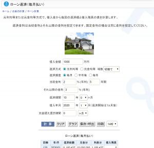 アパートローンの金利シミュレーションおすすめサイト