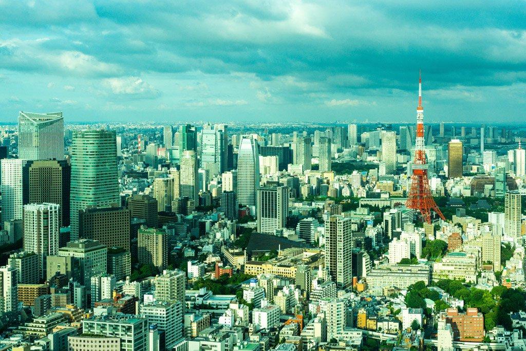 空室率を日本の8都市で比較!